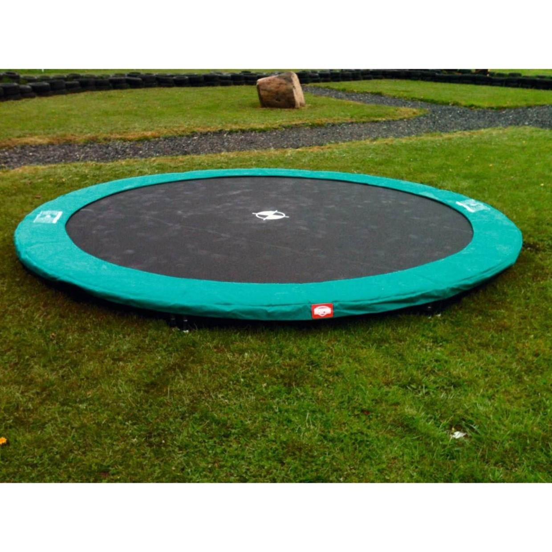 berg trampoline inground champion 430 cm de boer speelgoed. Black Bedroom Furniture Sets. Home Design Ideas