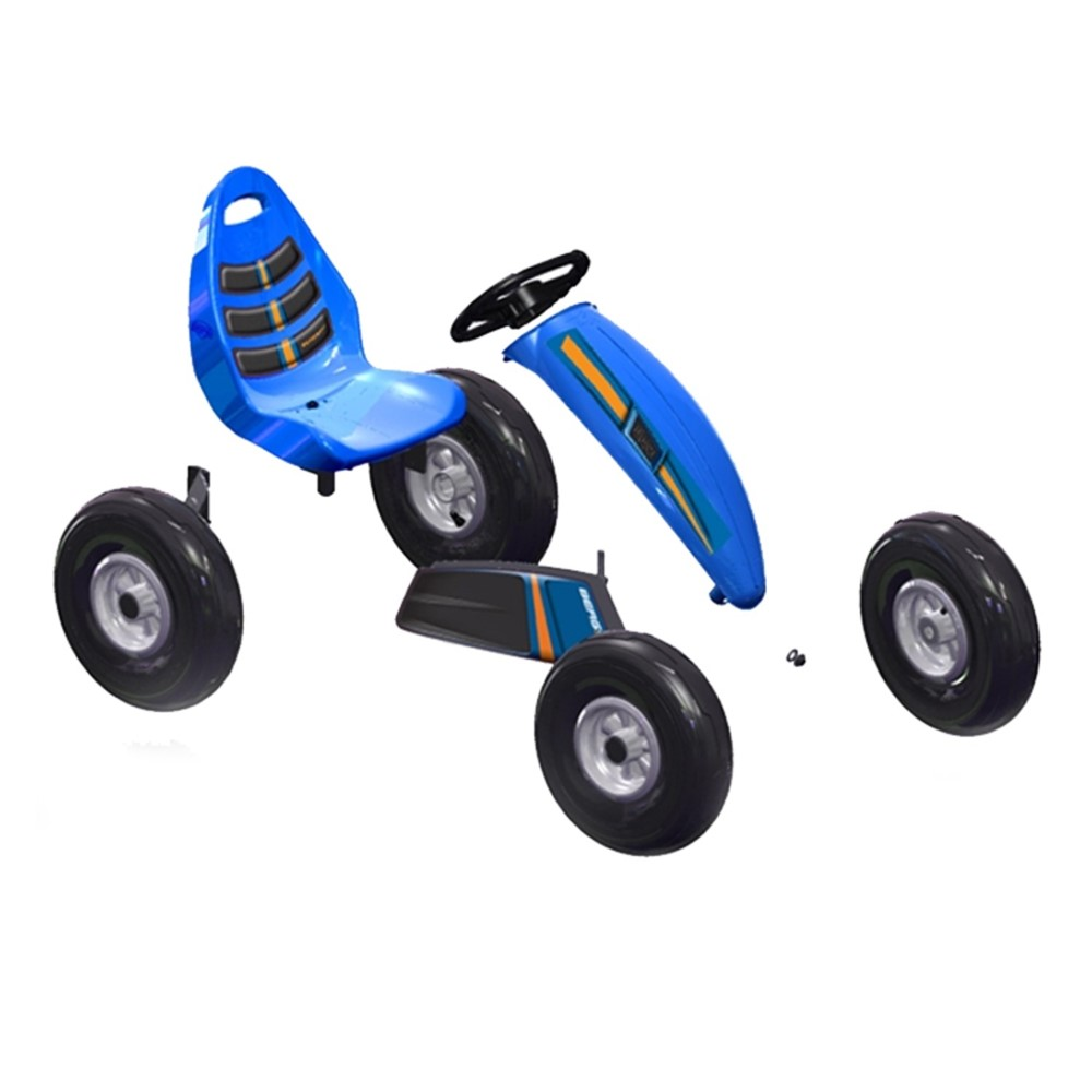 Berg Compact Sport Theme Set - Blauw