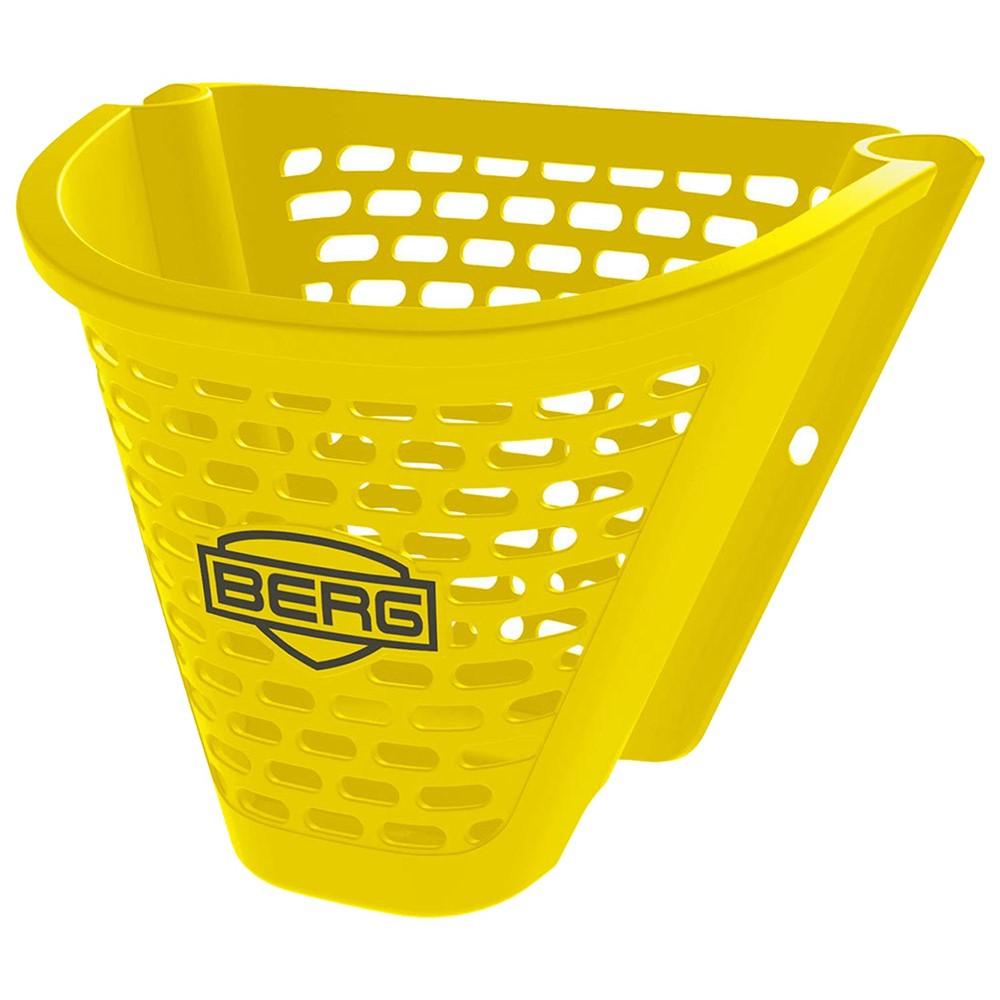 Berg Buzzy Basket - Geel
