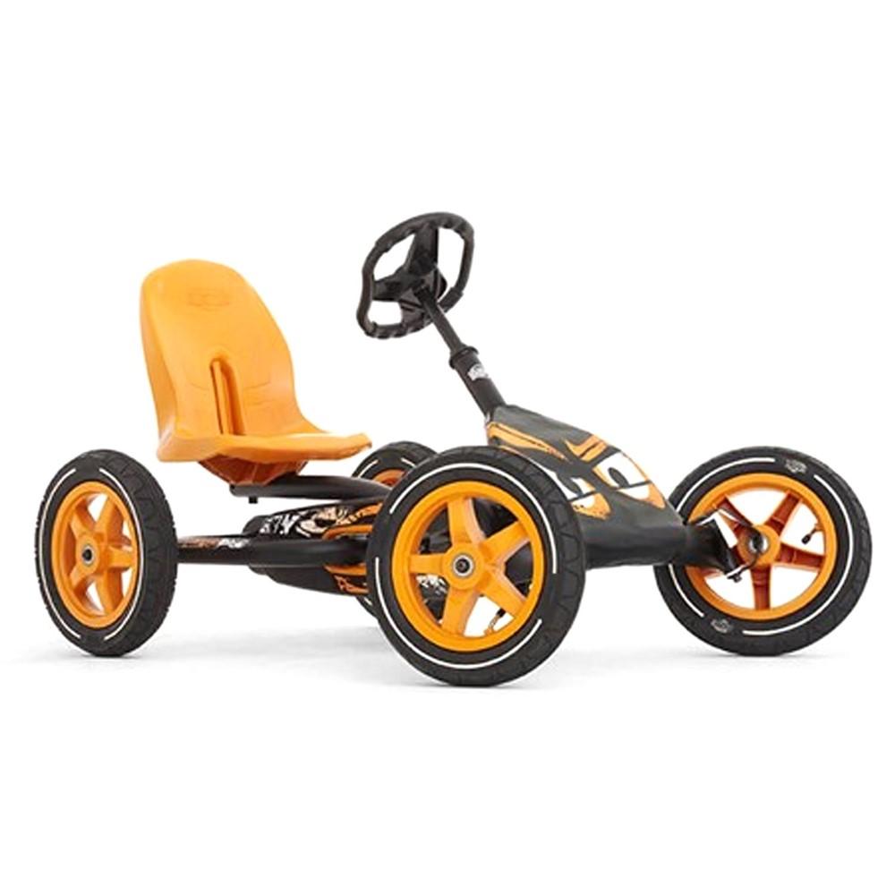 Berg Buddy Pro Zwart/oranje