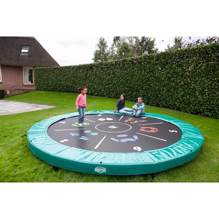 Jump Star Trampoline Review. Perfect Ft Jumpflex Trampoline With