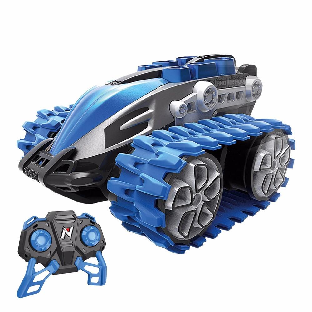 Nikko Nanotrax Blaze Blauw