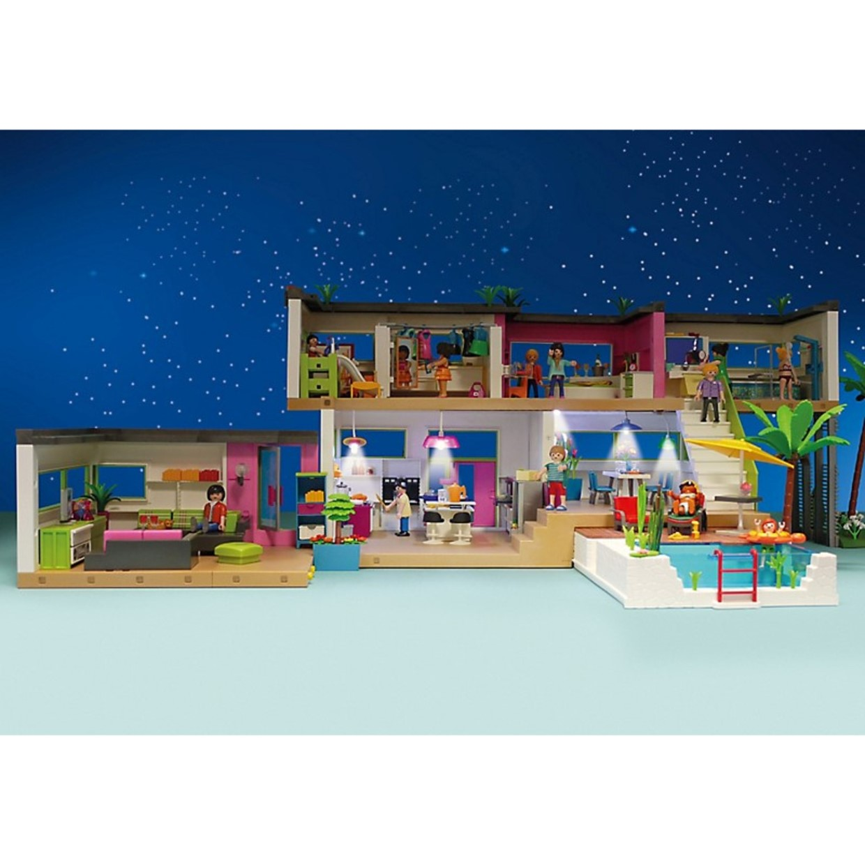 16 Villa Moderne Playmobil Pictures To Pin On Pinterest