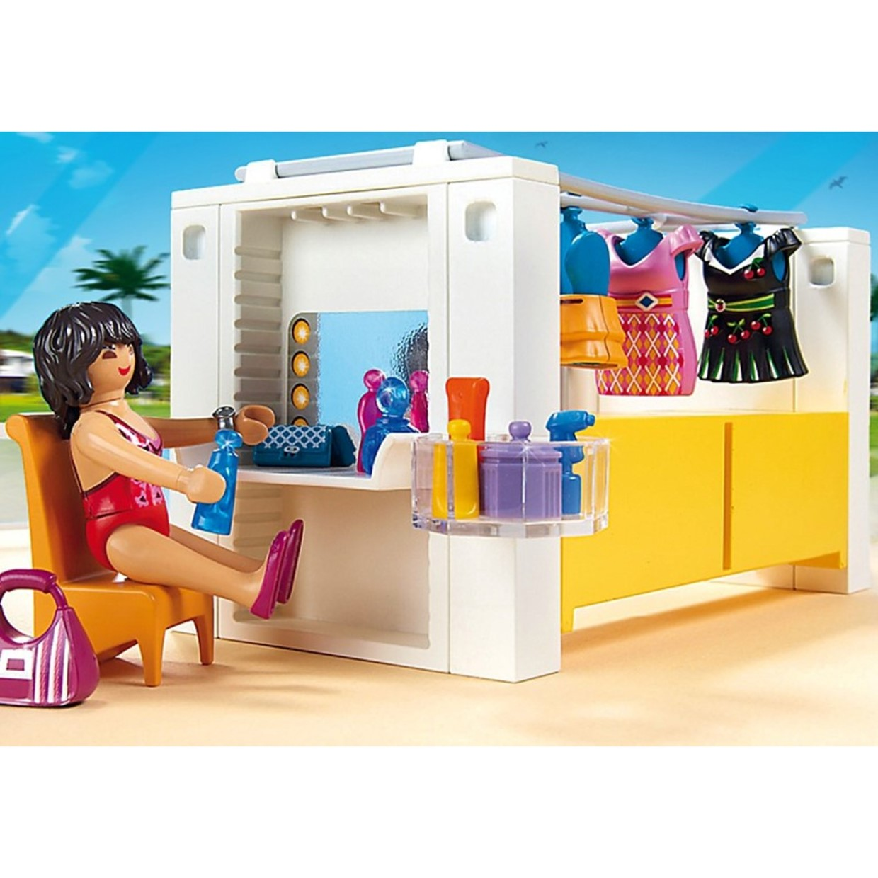 Villa luxe playmobil images for Salle a manger playmobil 5332