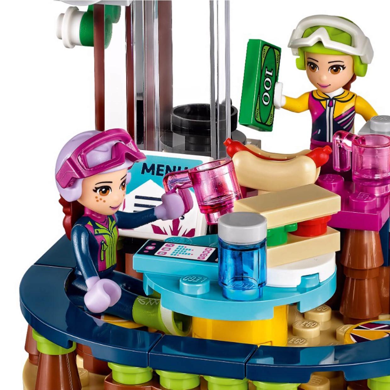 lego friends 41324 wintersport skilift de boer speelgoed